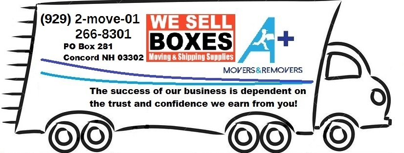 A+ Movers & Removers