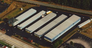 Secured Warehouse Storage Facility
